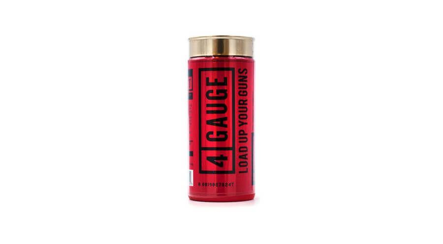 4 gauge pre-workout supplement