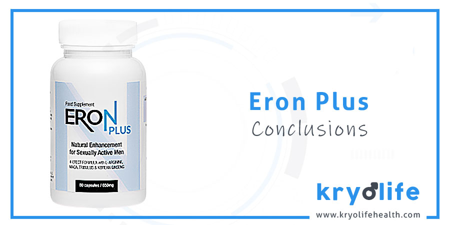 Eron Plus review: conclusions