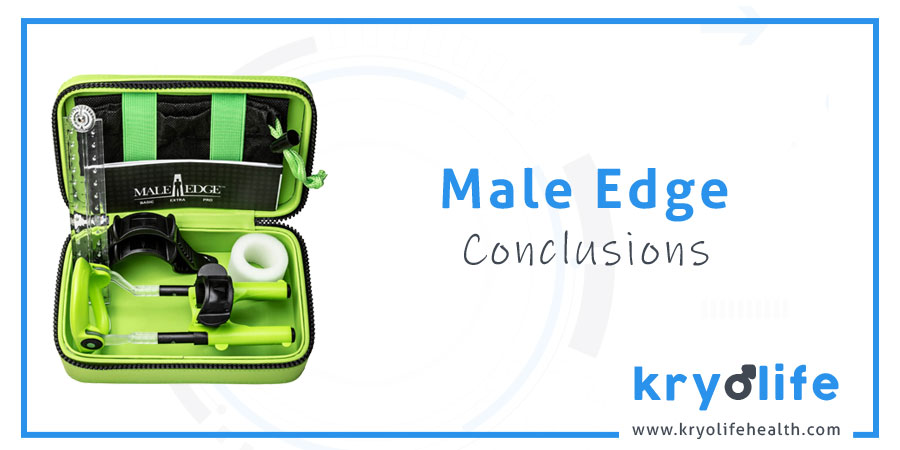 Male Edge review: conclusions
