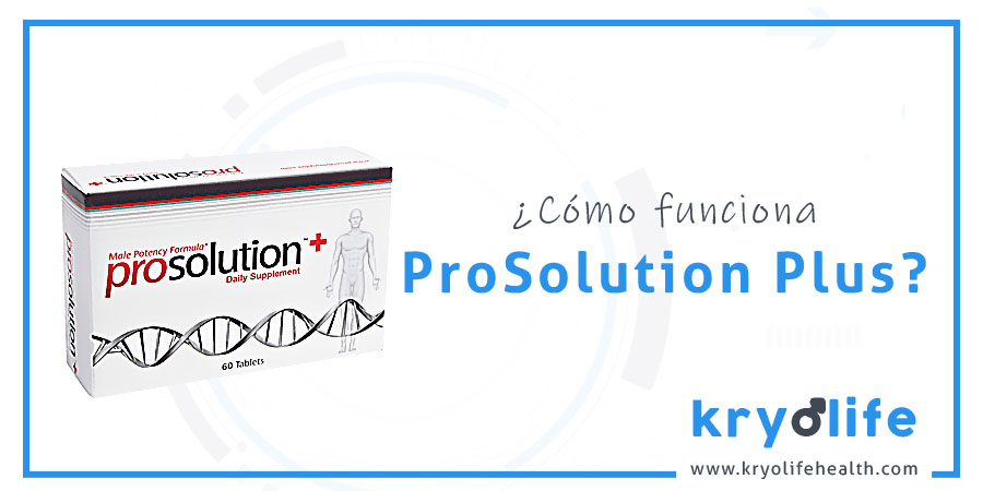 ¿Cómo funciona Prosolution Plus
