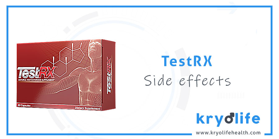 TestRX side effects