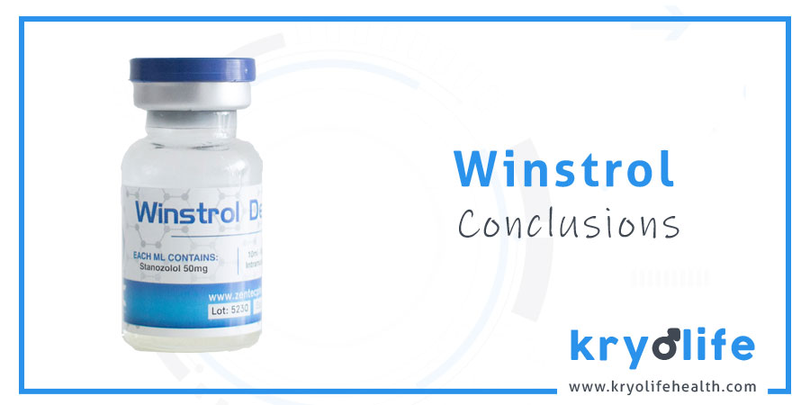 Winstrol review: conclusions