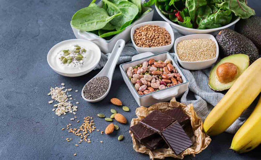 magnesium food to increase testosterone