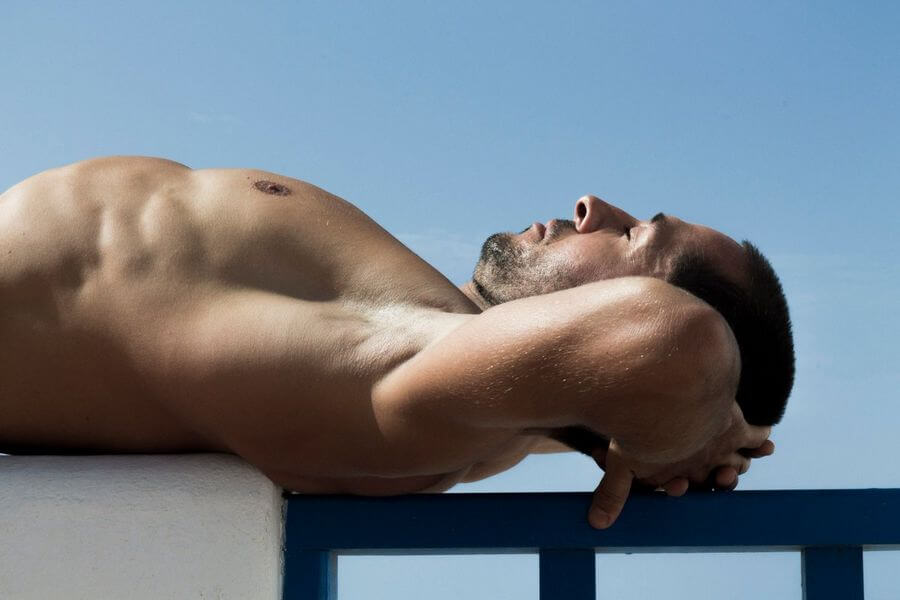 sun and vitamin d for high testosterone