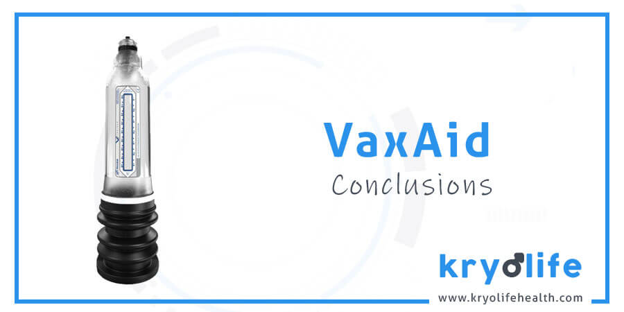vaxaid review conclusions