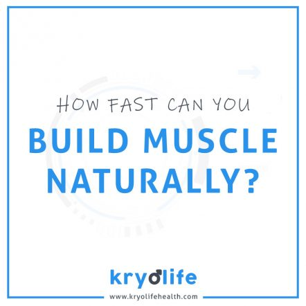 Building Muscles Fast